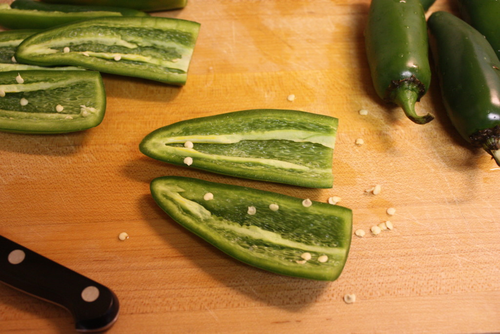 Pickle Jalapeno Peppers