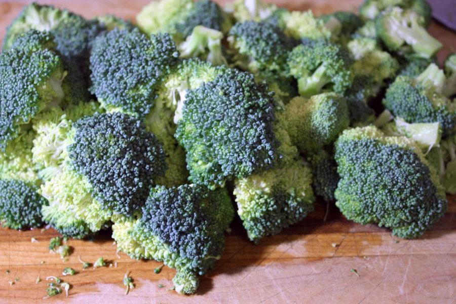 Broccoli Cheese Soup - So easy to prepare and so full of cheesy broccoli flavor.