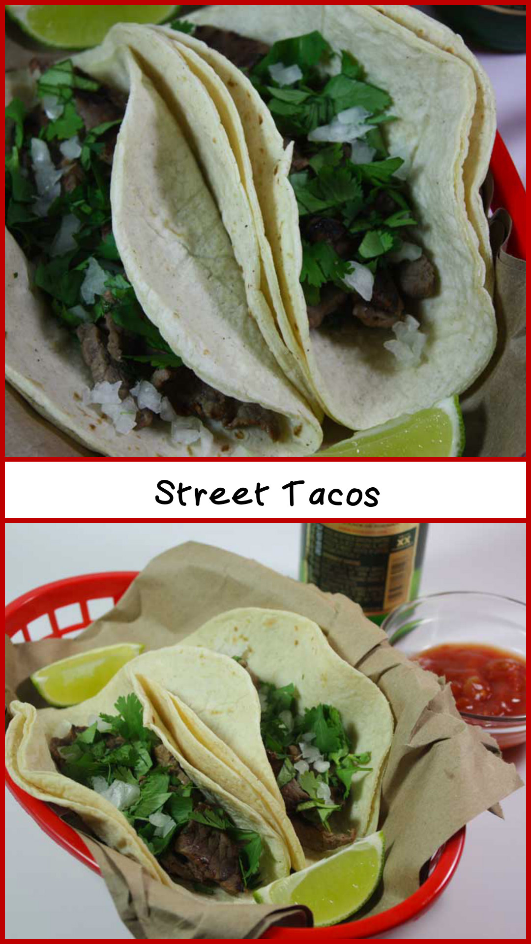 Street Tacos Don T Sweat The Recipe