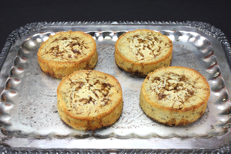 Seed Cake - Seed cake is a traditional British cake flavored with caraway and/or other flavorful seeds. Moist, tender, and just sweet enough to pair perfect with tea.