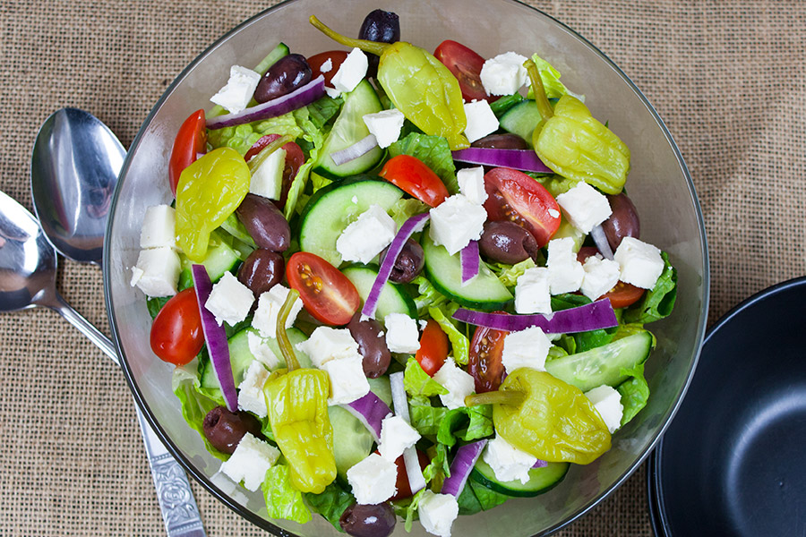 Homemade Greek Salad Dressing - The only recipe you will ever need! So easy you will kick yourself for purchasing the bottled stuff.