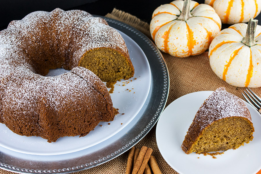 Pumpkin Cake Recipe No Spices