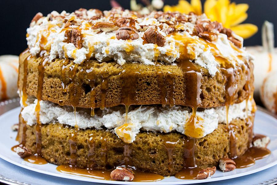 Pumpkin Cupcakes Recipe With Spice Cake Mix