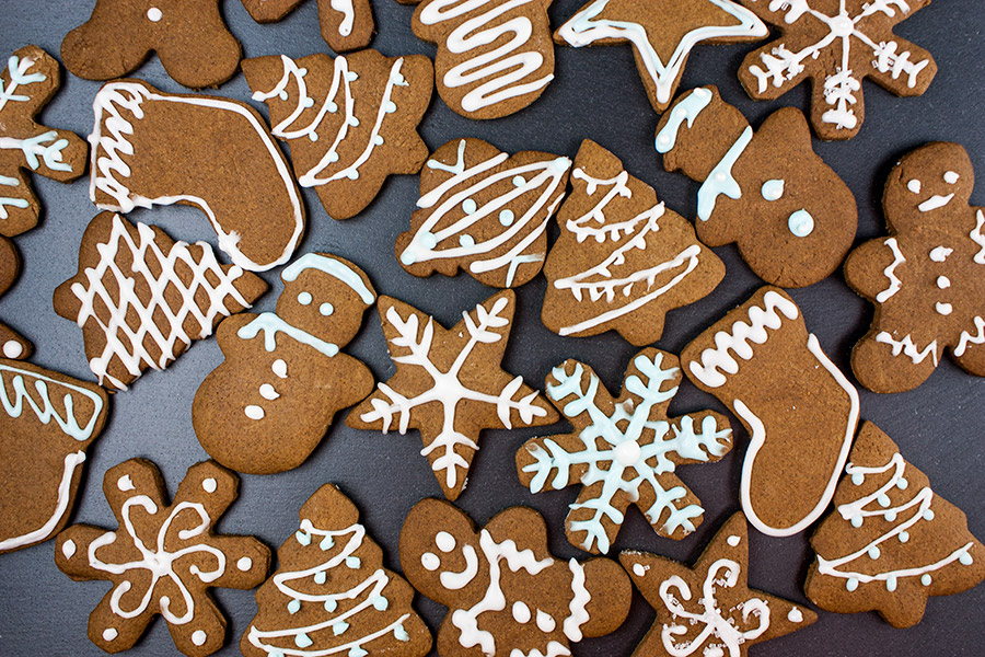 Gingerbread Cookies Don T Sweat The Recipe